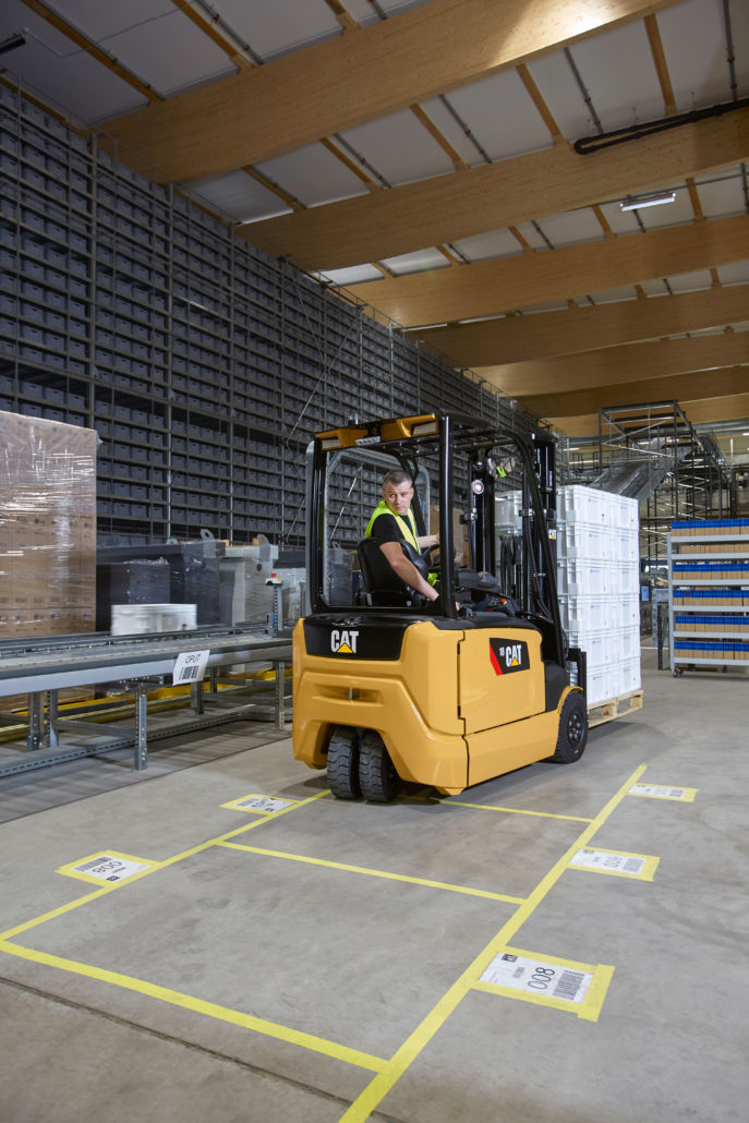 Ongoing forklift Training - Radnes Services