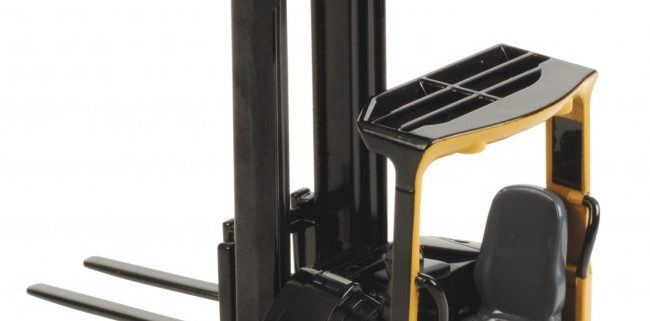 Guide to Forklift Reach Trucks - Radnes Services