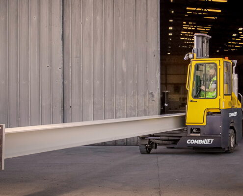 Combilift Counterbalance Forklifts - Radnes Services